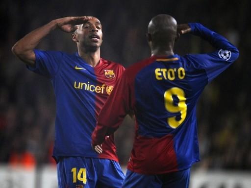 Etoo & Henry