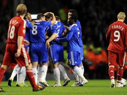 Chelsea 3-1 Liverpool