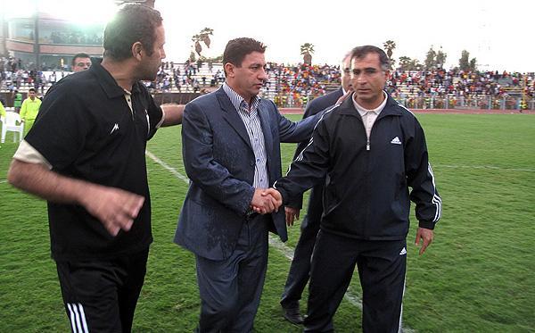 Esteghlal 0-0 Foolad