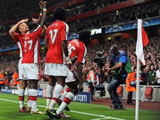 Arsenal 3-0 Villareal