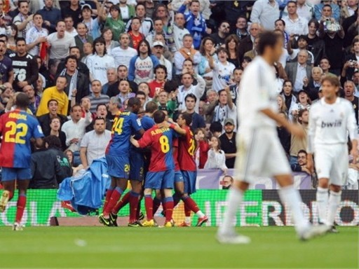 Barcelona 6-2 Real Madrid