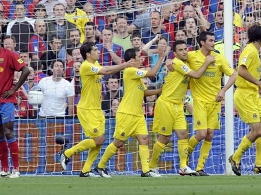 Barcelona 3-3 Villareal