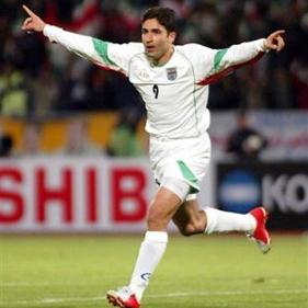 وحید هاشمیان از تیم ملی خداحافظی کرد