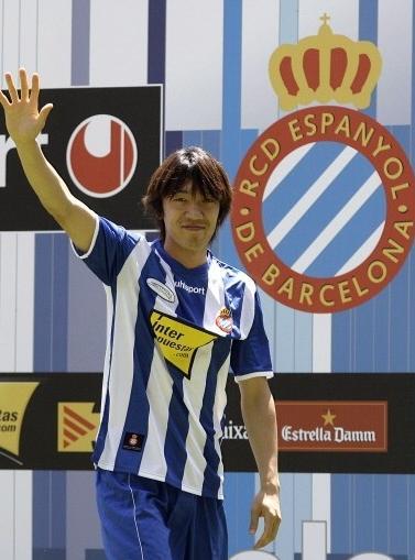 Nakamura to Espanyol