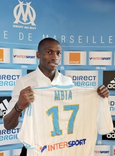 mbia to marseille