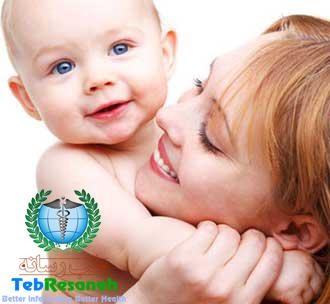 نفخ شیر مادر