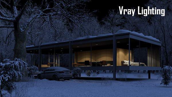 vray light
